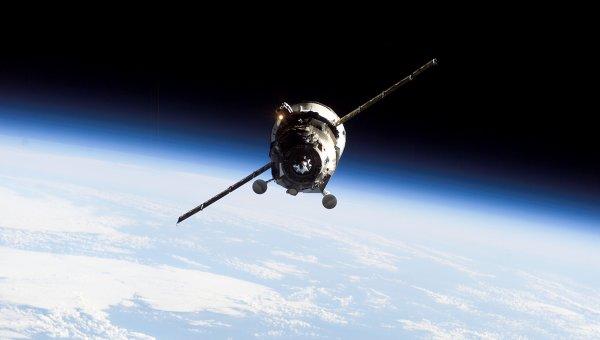 Причиной аварии'Прогресса стало нештатное разделение третьей ступени ракеты-носителя и корабля- Роскосмос