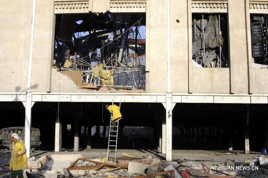 Самолет вЙемене ударил попохоронной процессии: погибли больше 80 человек