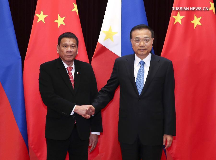 ВСША непоняли скандальное объявление президента Филиппин