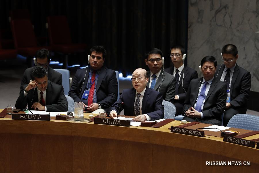 ВСовбезе ООН рассчитывают наподдержку Россией резолюции поКНДР