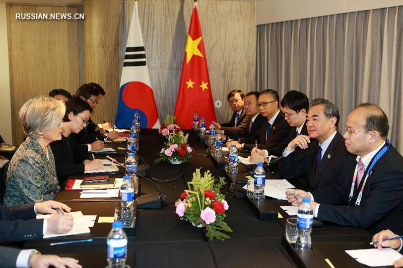 Предложение Южной Кореи опереговорах неискренно— руководитель МИД КНДР