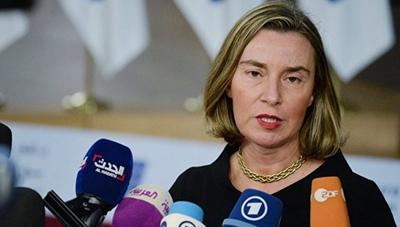 Могерни назвала стабильность в Ливии залогом безопасности в Европе