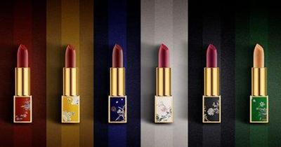 Музей Гугун выпустил в продажу коллекцию губных помад