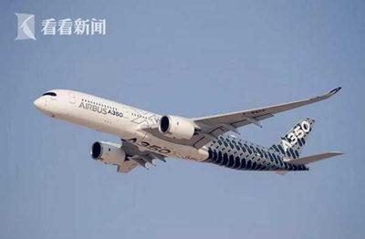 Китай заказал 300 гражданских самолетов Airbus стоимостью 35 млрд долларов США