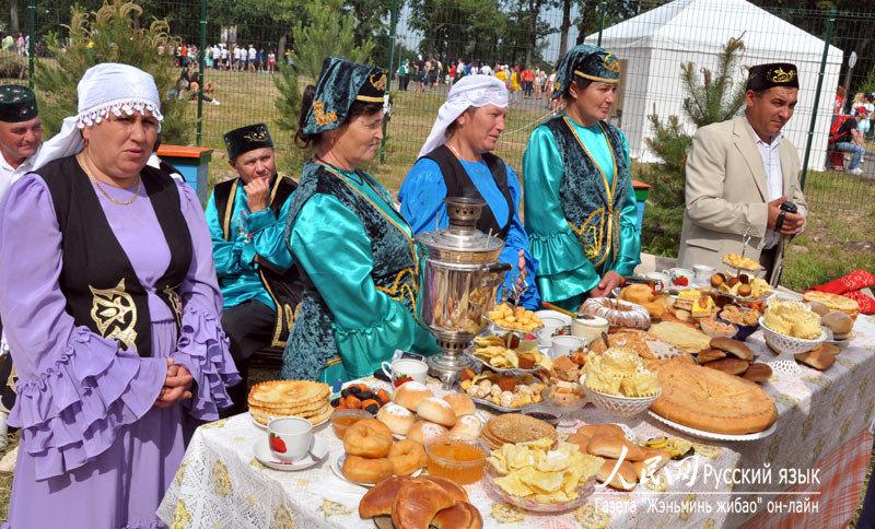 Все праздники татар
