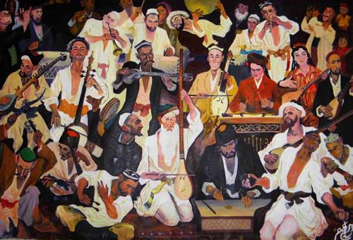 Уйгурские мукамы